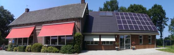 Het vernieuwde en verbouwde buurthuis